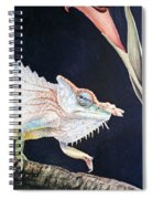 Chameleon Spiral Notebook