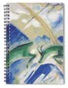 Chamois Spiral Notebook