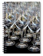 Champagne Army Spiral Notebook