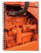 Champion 9g Tractor 03 Spiral Notebook