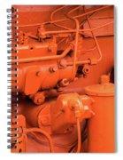 Champion 9g Tractor 04 Spiral Notebook
