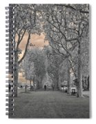 Champs De Mars Spiral Notebook
