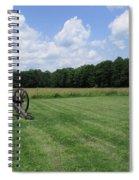 Chancellorsville Battlefield 2 Spiral Notebook