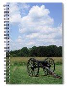 Chancellorsville Battlefield 3 Spiral Notebook