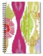 Chanda II Spiral Notebook