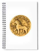 Chanel Jewelry-1 Spiral Notebook