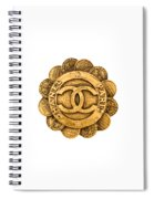 Chanel Jewelry-2 Spiral Notebook