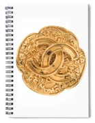 Chanel Jewelry-7 Spiral Notebook