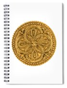 Chanel Jewelry-8 Spiral Notebook