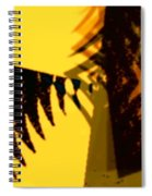 Change - Leaf11 Spiral Notebook