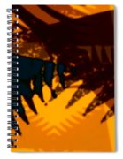 Change - Leaf13 Spiral Notebook