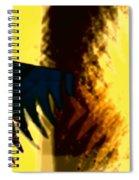 Change - Leaf1a Spiral Notebook