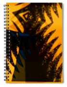 Change - Leaf3 Spiral Notebook
