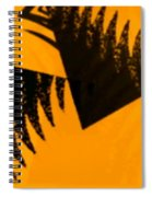 Change - Leaf4 Spiral Notebook