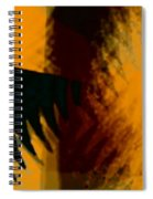 Change - Leaf6 Spiral Notebook