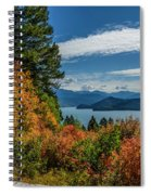 Change In The Air Spiral Notebook