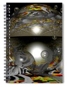 Change Of Heart- Spiral Notebook