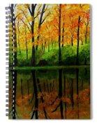 Change Of Seasons Spiral Notebook