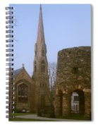 Channing Memorial Church Spiral Notebook
