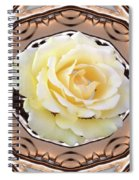 Chantilly Lace Spiral Notebook