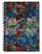 Chaos #2-128 Spiral Notebook