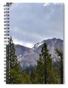 Chaos Crags  Spiral Notebook