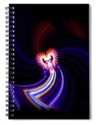 Chaos Dance Spiral Notebook