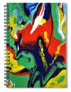 Chaos In Control  Spiral Notebook