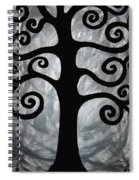 Chaos Tree Spiral Notebook