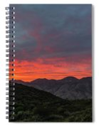 Chaparral Dreams Spiral Notebook