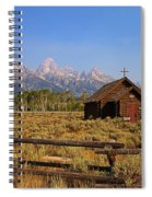 Chapel Of The Transfiguration Spiral Notebook