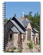 Chapel On A Rock 2 Spiral Notebook