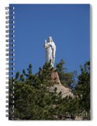 Chapel On A Rock 3 Spiral Notebook