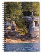 Chapel Rock Spiral Notebook