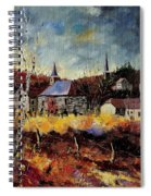 Chapelle D'havenne  Spiral Notebook
