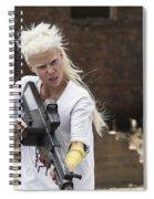 Chappie Spiral Notebook