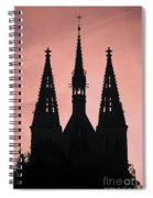 Chapter Church Of St Peter And Paul Spiral Notebook