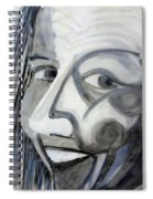 Character Actress 1984 Spiral Notebook
