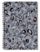 Character Maze Spiral Notebook