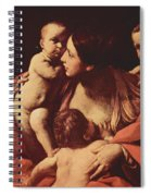 Charity 1607 Spiral Notebook