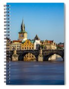 Charles Bridge Spiral Notebook