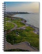 Charles Clore Park Spiral Notebook
