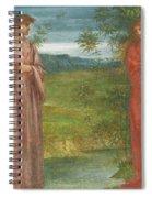 Charles Fairfax Murray Spiral Notebook