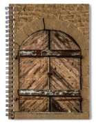 Charles Goodnight Barn Doors Spiral Notebook