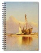Charles Henry Spiral Notebook