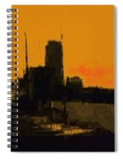 Charles River 1967 Spiral Notebook