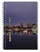 Charles River Clear Water Reflection Spiral Notebook