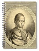 Charles X Also Called  Until 1824 Spiral Notebook