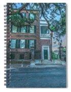 Charleston By Moonlight Spiral Notebook