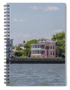 Charleston By The Sea Spiral Notebook